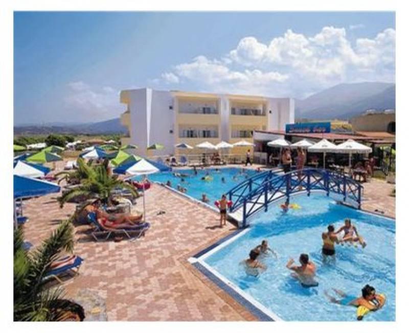 Hotel Phaedra Beach - Malia - Heraklion Kreta